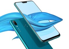 The Huawei Y9 (2019) ran Android Oreo out of the box. (Source: Huawei)