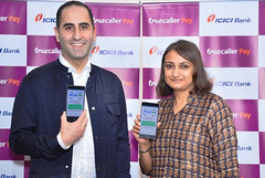 India's Truecaller Pay mobile payment service launch event