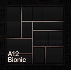 The A12X actually has eight physical GPU cores, but one of them is disabled.