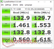 CDM 5.5 (Secondary HDD)