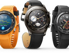 The Huawei Watch 2 comes in various colors. (Source: Huawei)