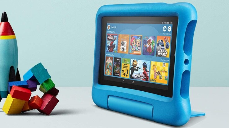 Amazon Fire 7 Kids Edition (2019) Review: Well-Padded Tablet for