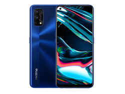 In review: realme 7 Pro. Test device provided by realme Germany.
