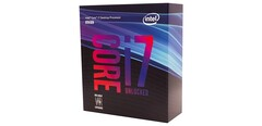 The Core i7-8700K has reached its EOL. (Source: Intel)