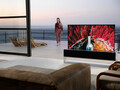 LG's rollable 65-inch Signature OLED R TV has gone on sale in Korea for around US$87,000. (Image: LG)