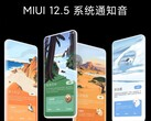 The MIUI 12.5 rollout begins with the Mi 10 series. (Source: Xiaomi)