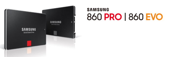 Samsung 860 Evo And Samsung 860 Pro Ssd Sata Review