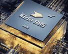 The Kirin 985 5G chipset is based on a 7nm manufacturing process. (Image source: Honor)