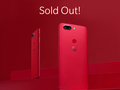 Sold out. (Source: GSMArena)