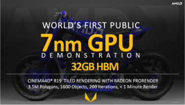 Radeon Prorender swallows polygons for breakfast. (Source: AMD)