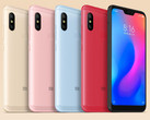 Xiaomi Redmi 6 Pro Android handset, Xiaomi and Samsung dominate the Indian smartphone market