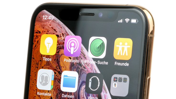 Apple iPhone XS Smartphone Review - NotebookCheck net Reviews