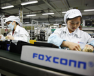 Foxconn assembly line workers. (Image source: Foxconn)