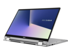 The AMD Ryzen 5 3500U ZenBook Flip 14 convertible comes with a smaller 45 Wh battery so it is lighter than the Intel models. (Source: Asus)