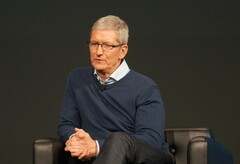 Tim Cook hypes up yet to be revealed Apple products to shareholders. (Source: Macworld)