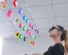 The Nreal Light continues the AR glasses dream. (Image: Nreal)