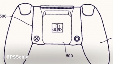 Sony patent. (Image source: PS5only)