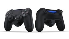 The new Sony DualShock Back Button attachment is coming January 23. (Source: Sony)