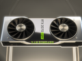 The Nvidia GeForce RTX 2070 SUPER has a reference boost of 1770 MHz. (Image source: Nvidia)