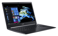 Upcoming TravelMate X514-51 will be Acer's thinnest professional laptop yet (Source: Acer)