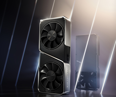 The RTX 3070 will eventually be joined by at least three more RTX 30 series cards. (Image source: NVIDIA)