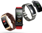 The Huawei TalkBand B6 is now available for pre-order. (Image source: Huawei/VMall)