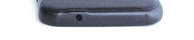 Upper edge: 3.5-mm audio jack