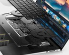 Dell Precision 5550 is the full-on refresh of the Precision 5540 in the same vein as the XPS 15 9500, but performance hasn't really changed (Image source: Dell)
