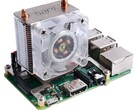 Raspberry Pi: Bring the chill to your Raspberry Pi 4 for just US$20 with an ICE Tower CPU Cooling Fan (Image source: Seeedstudio)