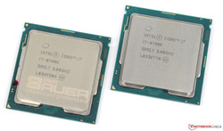 The Intel Core i7-9700K Desktop CPU review. Test devices courtesy of Caseking.de.