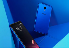 The Meizu M6s looks sleek in Blue. (Source: Meizu)