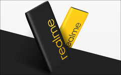 The Realme Power Bank 2 is available in both black and yellow (Image source: Gizmochina)