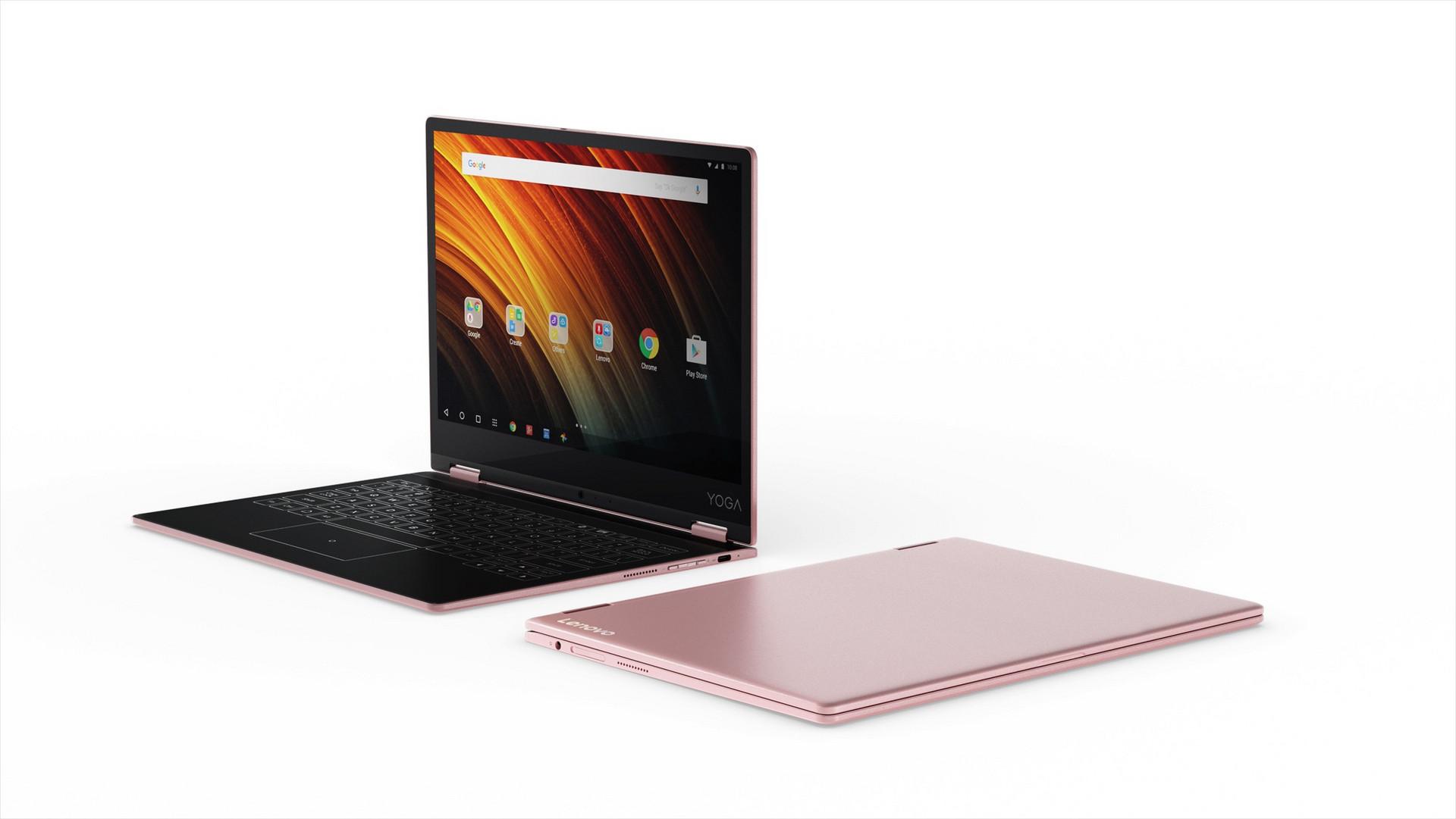 Lenovo Yoga A12 now official