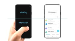 Could this be the Galaxy S10? (Image source: Samsung)
