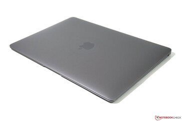 The Apple MacBook Air is completely made of aluminum.