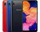 The Samsung Galaxy A10 is a recent entrant in the budget market. (Source: Samsung)