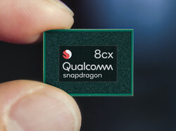 Snapdragon 8cx brings smartphone features to laptops. (Image Source: Qualcomm)