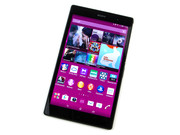 In Review: Sony Xperia Z3 Tablet Compact. Review unit courtesy of Cyberport.