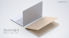 Both new Mi Notebook Air versions come without Mi Logo but with China Mobile 4G module.