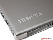 The new Toshiba Portégé Z30...