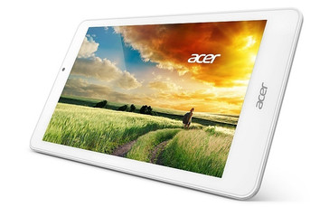 Acer Iconia Tab 8 W horizontal left facing