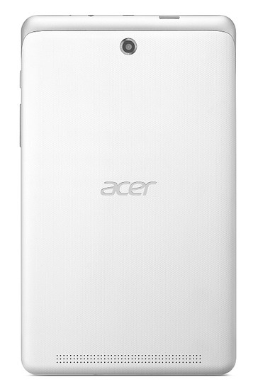 Acer Iconia Tab 8 W rear upright