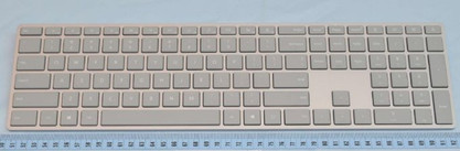 Surface branded keyboard...