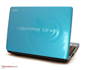 The Acer Aspire One D270 is available in various colors.