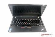 For about 420 Euros Lenovo's ThinkPad E325 belongs among the more affordable subnotebooks.