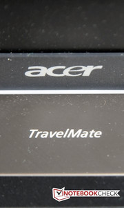 Acer's TravelMate series has grown by another good product.