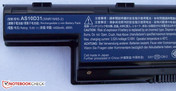 Battery: AS10D31 48Wh