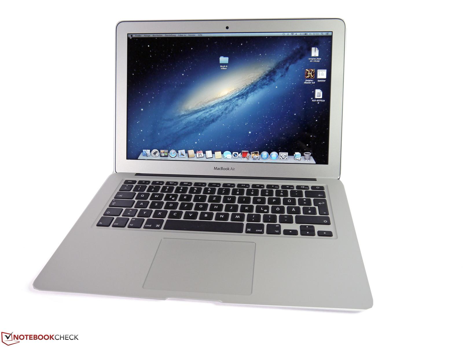 apple macbook air 13 md761d b 2014 06 notebook review. Black Bedroom Furniture Sets. Home Design Ideas