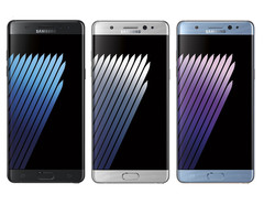 Samsung Galaxy Note 7 makes an appearance on GeekBench