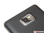 In addition to an 8.0 megapixel camera with LED flash...